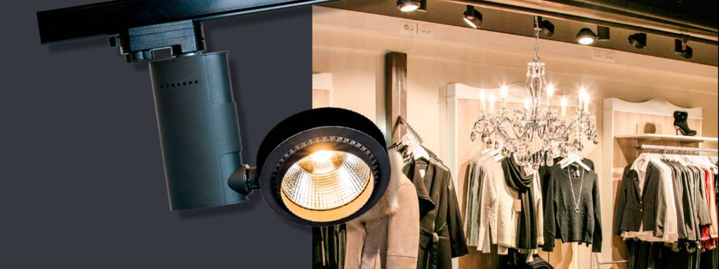 Kutt allmennbelysning – bruk LED-Spots