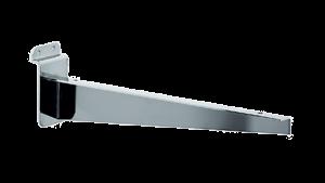 Hylleknekt sporpl chrome 30cm