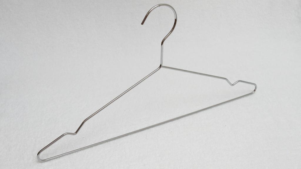 Stålhenger m/hakk 3,5mm 43 cm
